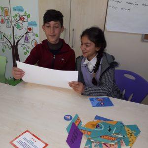 Çocuklarımız Haklarını Oynayarak Öğreniyor - İç Görsel