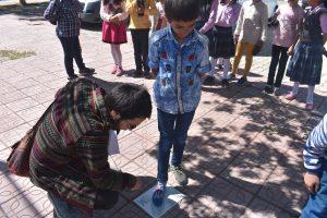 149 Bin Çocuğumuz Renkli Ayakkabılarına Kavuştu_haber içi görsel