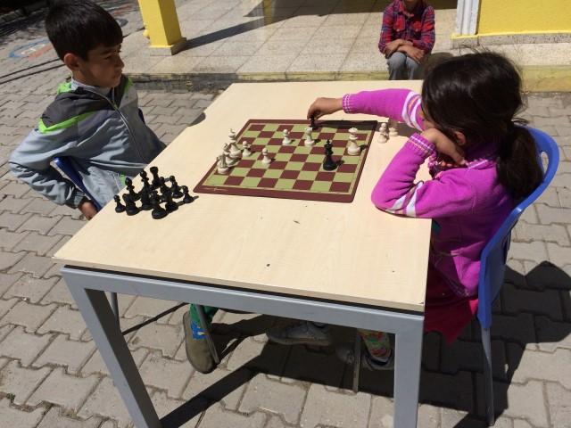Muradiye Öğrenim Birimi'nde Satranç Turnuvası_Haber İçi Görsel_1