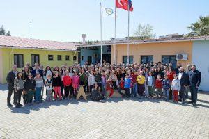 Yaşar Üniversitesi İç Mimarlık ve Çevre Tasarımı Öğrencileri (2)